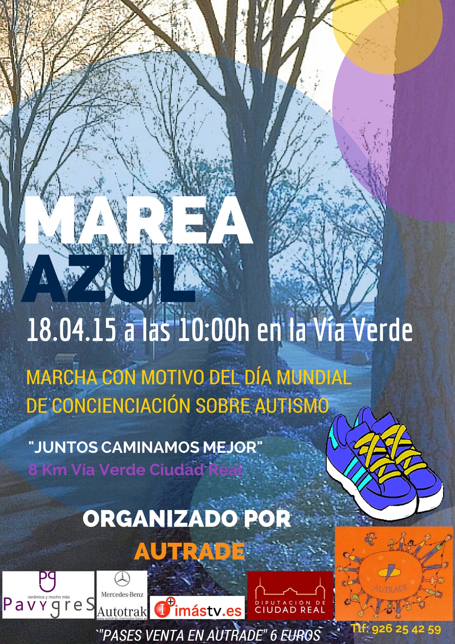 MAREA AZUL