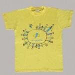 Camiseta Amarilla 7€