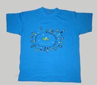 Camiseta Azul 7€