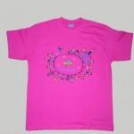 Camiseta Rosa 7€