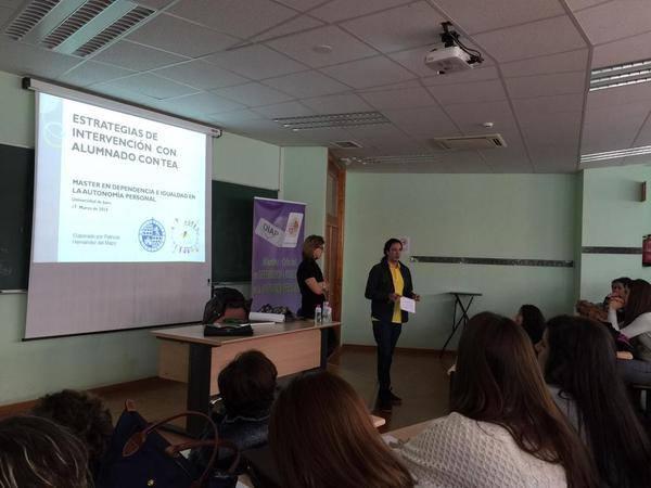 II Ciclo conferencias de la Universidad de Jaén JAEN.