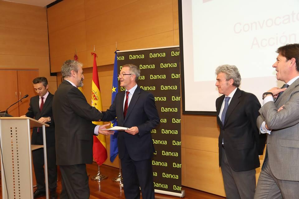Convenio colaboración Fundación Montemadrid 2014